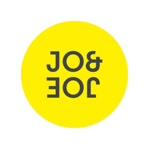 Jo&Joe Fond jaune logo