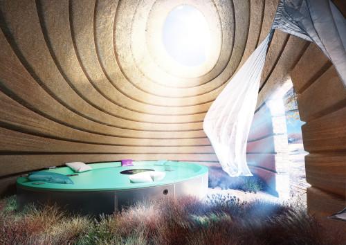 Mud Hut © Abaca Corporate - Jérémie Mazenq