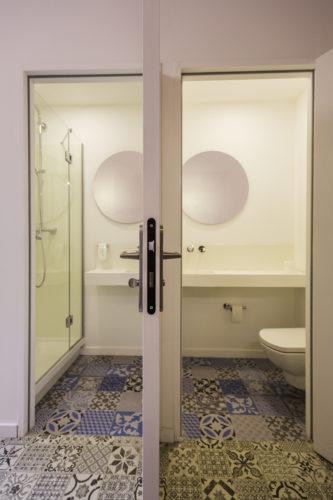 Salle de bain  © Abaca Corporate - Jérémie Mazenq
