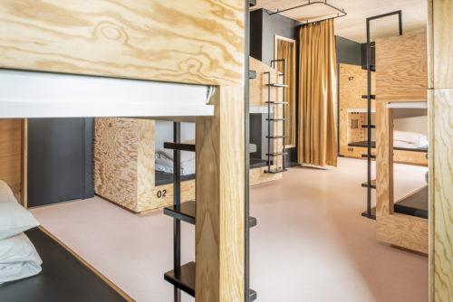OpenHouse – Paris Gentilly – Dorm 8pax – Giuliano Ottaviani – Abaca-jpg