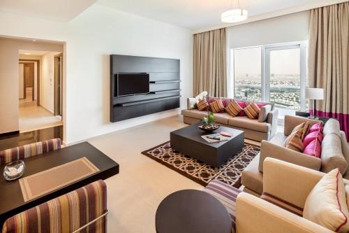 Adagio Premium Dubai Al Barsha - Emirats Arabes Unis