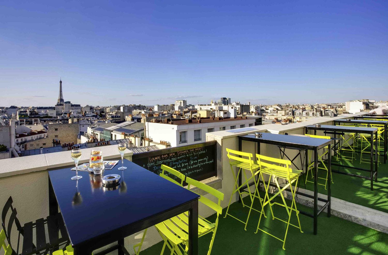 Rooftop avec vue ou terrasses
