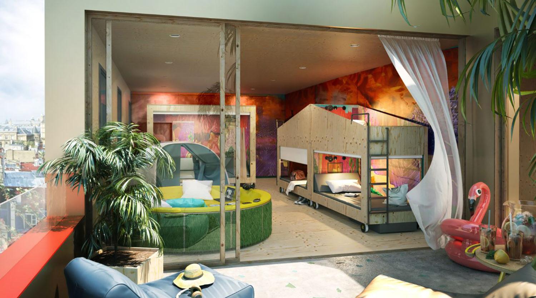 DESIGN, FOOD, UXAccorHotels revolutionizes hospitalitywith its new brand: JO&JOE