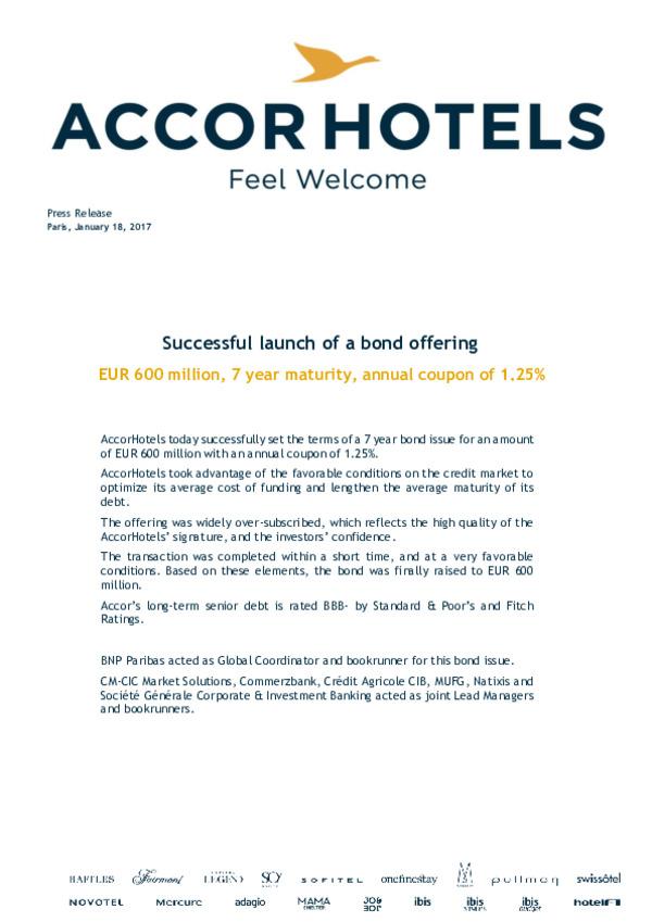 PR AccorHotels_Bond - January 2017.pdf