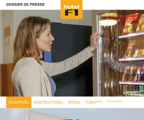 Hotel F1 - Hôtellerie économique et astucieuse