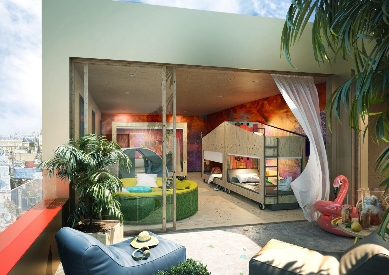 DESIGN, FOOD, UX AccorHotels révolutionne l'hospitalité avec sa nouvelle marque JO&JOE