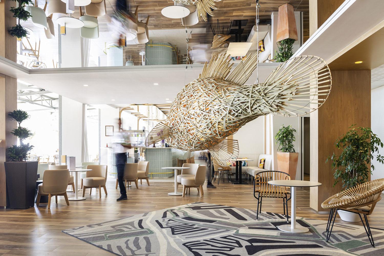Nouveaux espaces, design inspirés par la mer, show-cooking, parcours marin en duo :Le Novotel Thalassa Île d'Oléron dévoile son nouveau ...