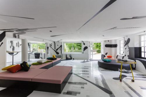 OpenHouse Hossegor - Welcome Space 2 - Jeremie Mazenq - Abaca