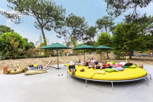 OpenHouse Hossegor - Pizza Bed - Jeremie Mazenq - Abaca