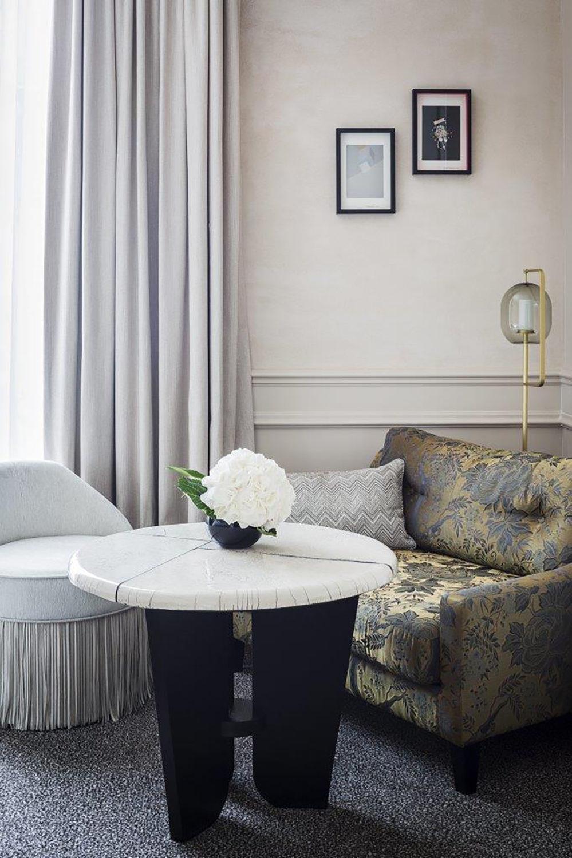 Rénovation de l'hôtel Scribe : Tristan Auer réinvente l'esprit parisien