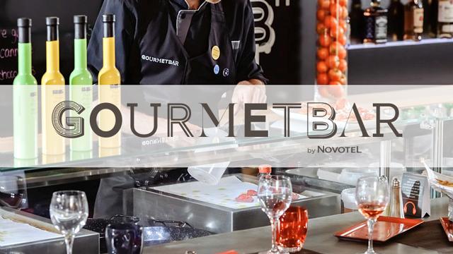 Novotel Lyon Confluence présente son GourmetBar:une nouvelle expérience de bar et de restauration inédite à Lyon