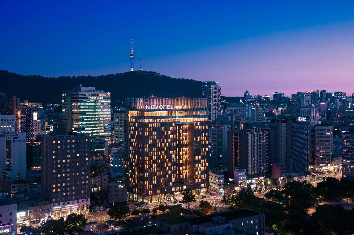 Novotel ouvre son 500ème hôtel au mondeà Dongdaemun, à Séoul