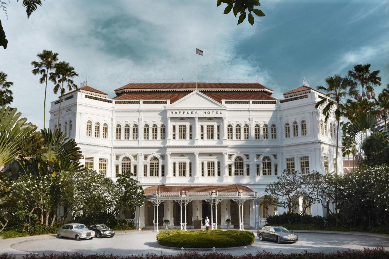 Le Raffles Singapour dévoile ses nouveaux concepts culinaires et collaborations avec les plus grands Chefs