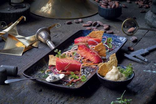 Chocolate-Salmon