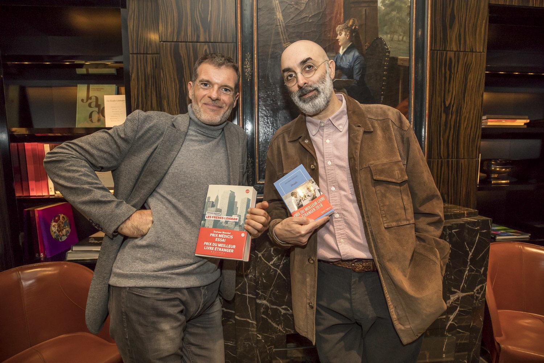 Sofitel lie excellence et culture : le prix du meilleur livre etranger Sofitel 2018 remis au Sofitel Paris Le Faubourg