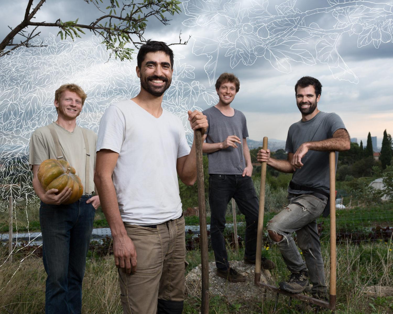 Remise des prix du concours Arbres d'Avenir, quand l'agroforesterie ouvre la voie à une restauration durable