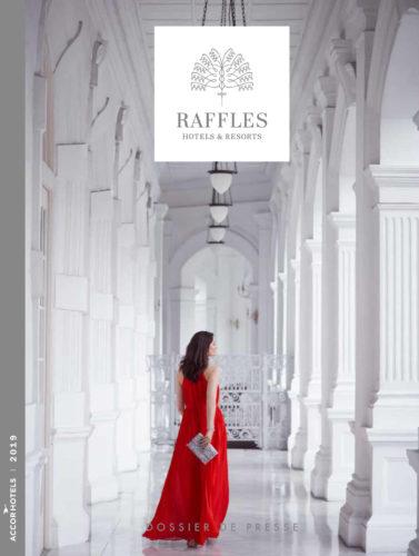 Raffles press kit