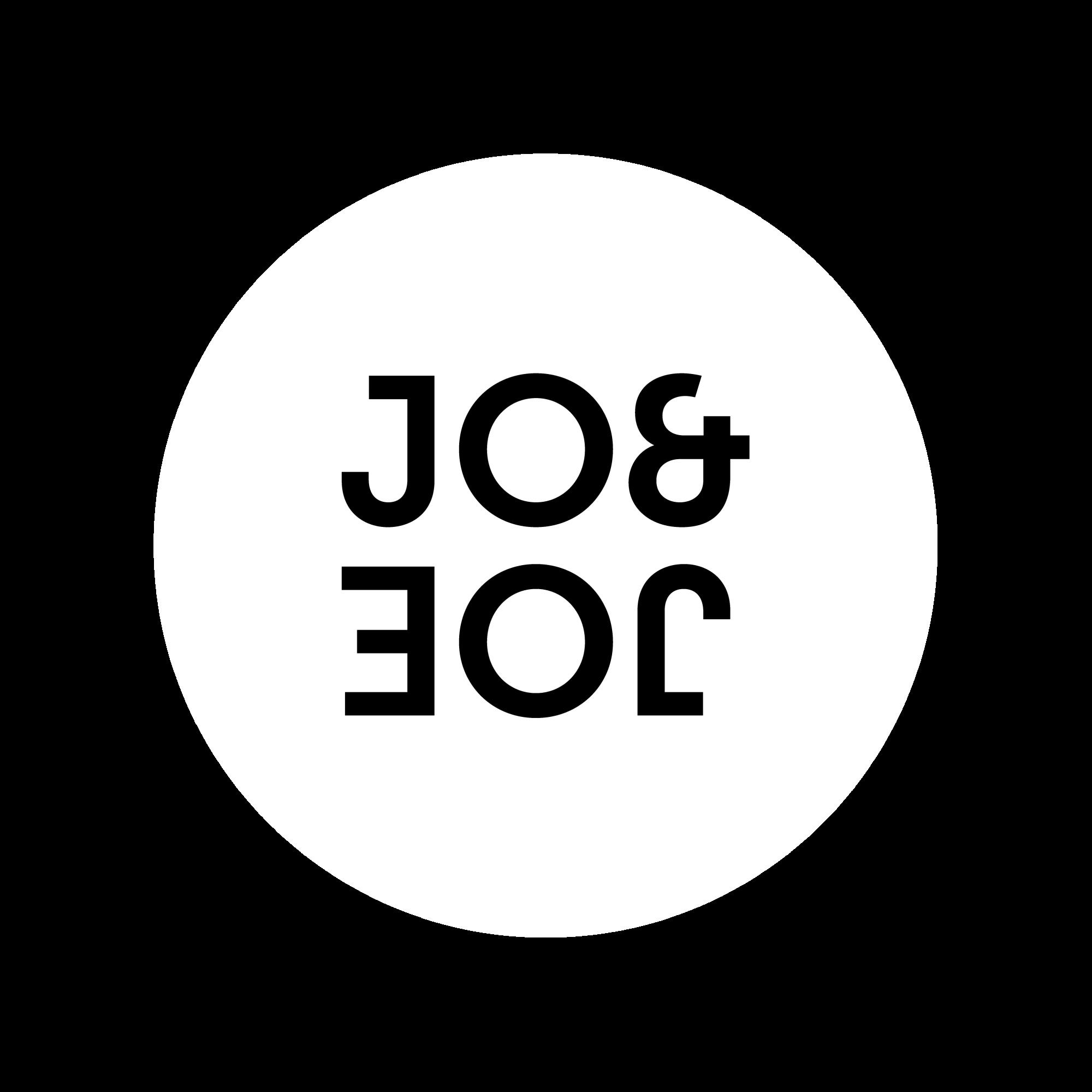 Jo Joe (logo Blanc)