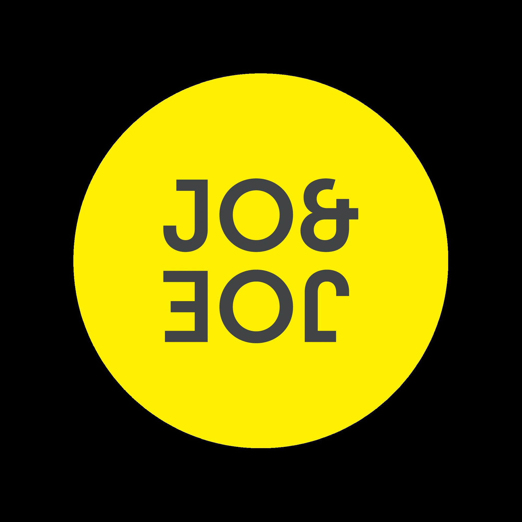 Jo Joe (fond jaune)