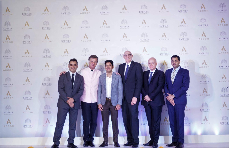 Raffles, enseigne emblématique du groupe Accor, ouvre ses deux premiers hôtels en Inde