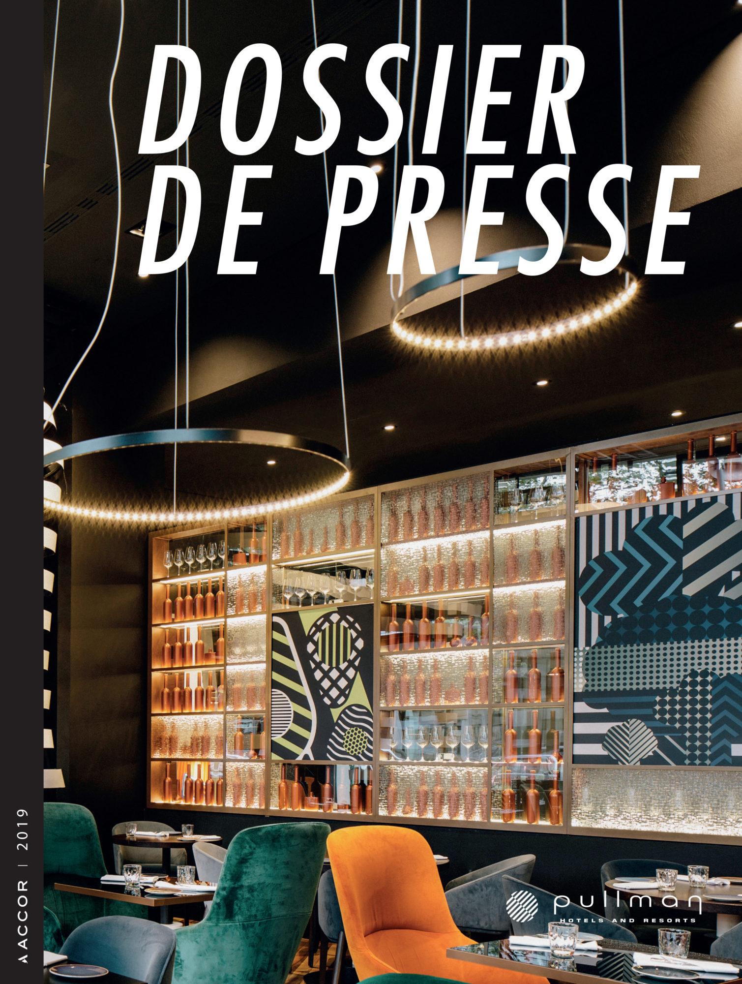 Pullman press kit