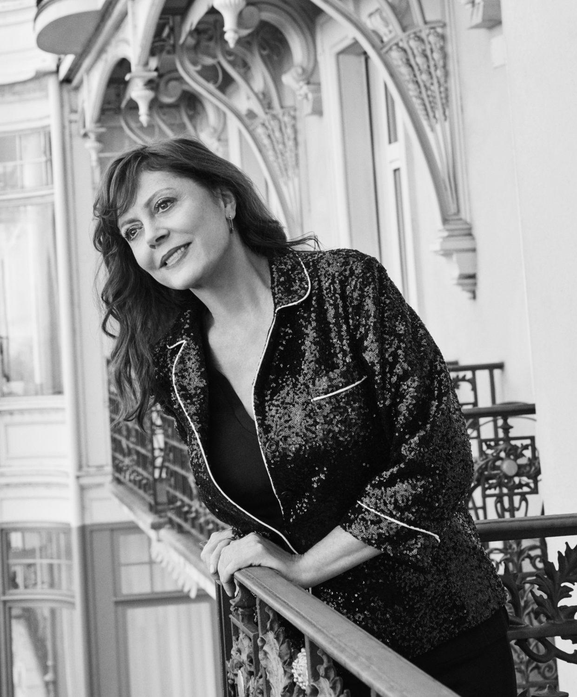 Susan Sarandon, star du cinéma, devient ambassadrice internationale de Fairmont Hotels & Resorts