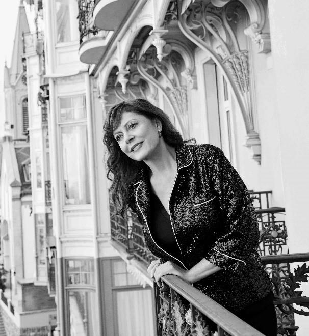 Fairmont Hotels & Resorts welcomes film icon Susan Sarandon as new global brand ambassador