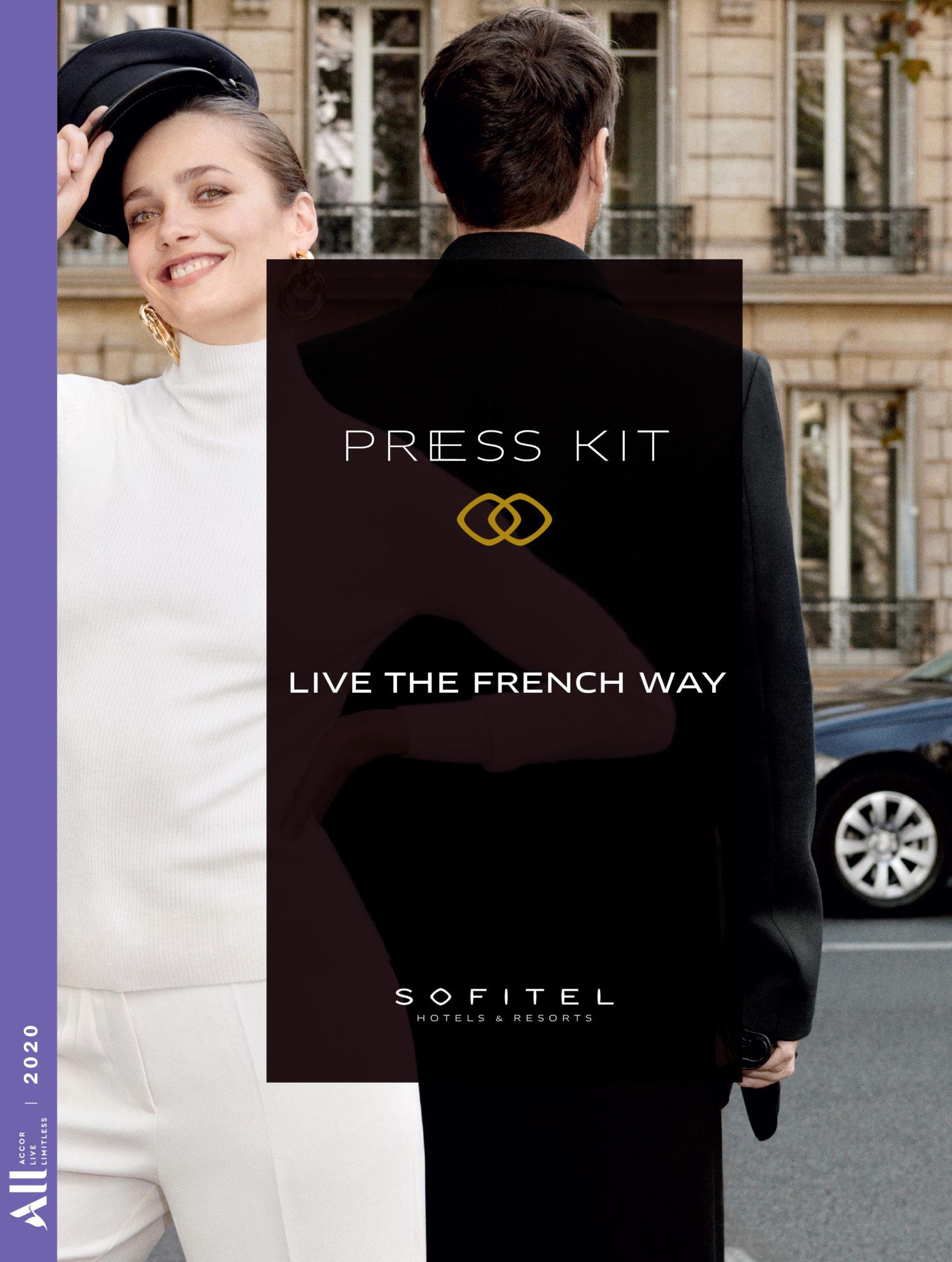 Sofitel press kit