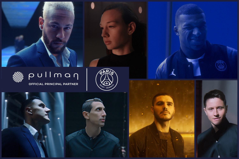 Pullman Hotels & Resortslance une campagne mondiale en partenariat avec le Paris Saint-Germain